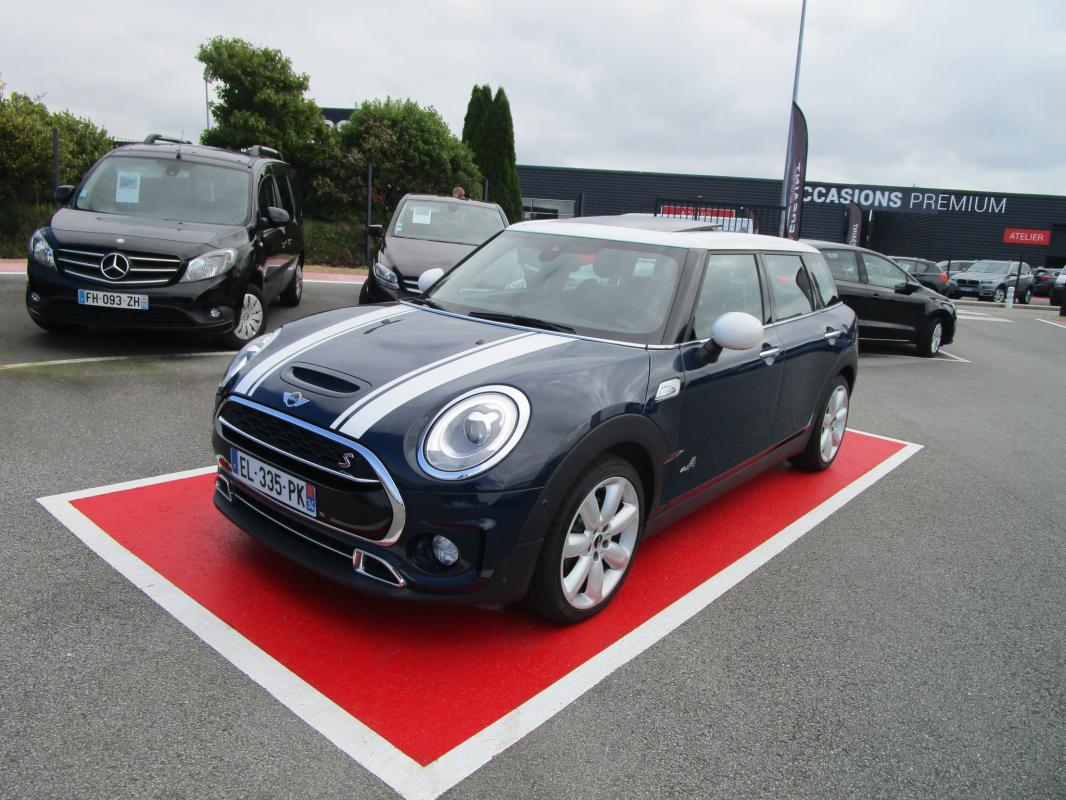 photo MINI CLUBMAN 2017 Bretagne